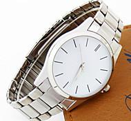 moda quartzo relógio de pulso banda atmosfera das mulheres