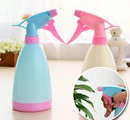 Candy Color Spray Bottle Water Sprayer Spraying Home Garden Salon Diy Tool Accessory (Random Color)