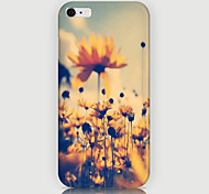 Sunflower Pattern Back Case for iPhone 6