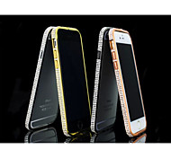 iPhone 6 Plus compatible Diamond Look Bumper Frame/Jewel Covered Cases