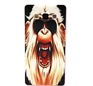 COCO FUN® Sunglasses Orangutan Pattern Soft TPU IMD Back Case Cover for Samsung Galaxy A5/A5000
