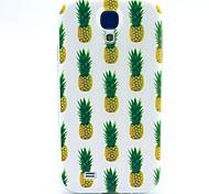 ananas coloré TPU doux pour les Samsung Galaxy S i9500