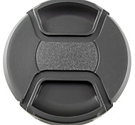 MENGS® 77mm Snap-On Lens Cap Cover With String / Leash For Nikon Canon And Sony