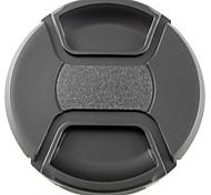 mengs® 77mm de resorte de la tapa de la lente con la cadena / correa para nikon canon y sony