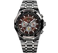 orologi di lusso di sport casuali degli uomini (colori assortiti)