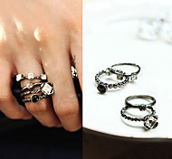 Korean Version of the Influx of People Ring Set