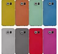 ultra-sottile di colore smerigliato custodia protettiva per il bordo Samsung Galaxy S6