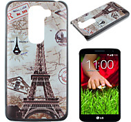 Transmission Tower Pattern PC Phone Case for LG G2 mini