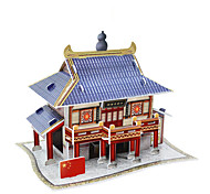 3 D Puzzle Building Model Pubs In China