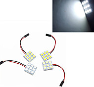 1 pcs 5W 9 X SMD 5050 100-300LM 6000-7000K Cool White Decorative Decoration Light DC 12V