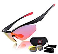 Senlan Cycling Running Polarized UV400 Wrap Sports Glasses