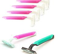 4PCS Practical Women Girls Ladies Triple Blade Razors Hair Removal