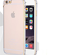 Frosted Metallic Bumper Frame for iphone 6