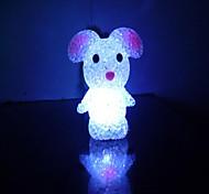 Multicolor Lovely Rabbit Pattern Night Light