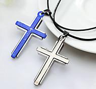 The Cross Female Man Necklace Pendant