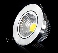 MORSEN®LED Spotlight 3W LED Recessed Cabinet Wall Spot Downlight Ceiling Lamp Cold/Warm White For Home Lighting