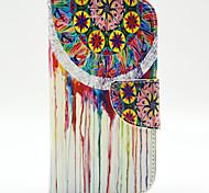 магия spider®colorful ткань открытое покрытие кожаный чехол бумажник PU стенд с экрана протектор для Samsung Galaxy 9500