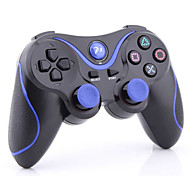 controlador de juegos inalámbrico bluetooth para sony playstation 3 ps3