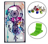 For Nokia Case Pattern Case Back Cover Case Dream Catcher Hard PC Nokia Nokia Lumia 730