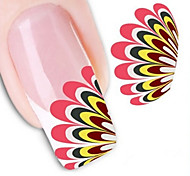 Water Transfer Printing Nail Stickers NO.1225