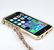 Fashion Aluminum Frame Case for iPhone6