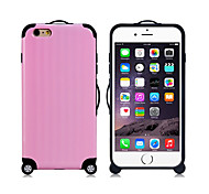 iPhone 6  compatible Solid Color Back Cover