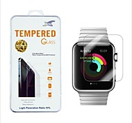 0.3mm 9H Damage Protection Tempered Glass Screen Protector for Apple Watch 38mm