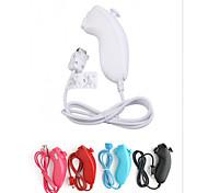 Nintendo Wii/Wii U/Nintendo Wii U DF-0077 - Empuñadura de Juego - ABS/Plástico - USB - Juego de Accesorios -Nintendo Wii/Wii U/Nintendo