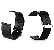 Genuine Leather Replacement Strap Wrist Band Straps for Apple iWatch 38mm and 42mm Classic & Modern Buckle
