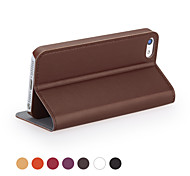 GGMM Genuine Leather Full Body Case with Stand and Innovative Suction Cup (Assorted Colors)
