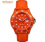 InTimes IT-057L Men Watch Luxury Brand Leather Strap