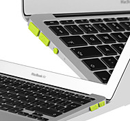 "Kit Spina antipolvere per Apple MacBook Pro retina 13,3 ""/ 15,4"" (colori assortiti)"