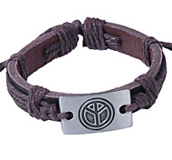 2015 Fashion Leather Bracelet Jewelry JEWELRY
