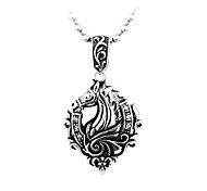 Horse Pendant Necklace For man Stainless Steel No Fade Jewelry