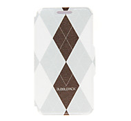 Kinston® Diamond Pattern PU Leather Full Body Cover with Stand for Huawei Honor 4X/Honor Che1-CL20
