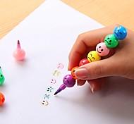 Crayons - de Plástico - Fofinho/Negócio/Multifuncional