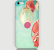 Balloon Pattern Back Case for iPhone 6