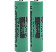 Batteria - Ioni di litio 18650 - 4500mAh - ( mAh )