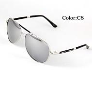 lunettes de soleil d'aviateur mode Oumani