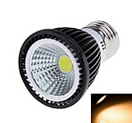 1 pcs ding yao E27 10W 1X COB 200LM 2800-3500/6000-6500K Warm White/Cool White Spot Lights AC 85-265V