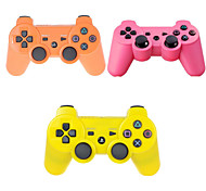 Wireless Dual Shock for Playstation 3 with Six Axies Bluetooth Controller- Generetic/3RD Party