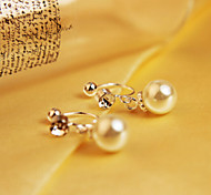 Fashion As Picture Alloy Hoop Earrings(As Picture) (1 Pair)