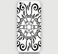 Retro-Muster zurück Fall für iphone5 / 5s