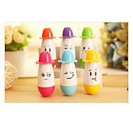 Lovely Pill Plastic Ballpoint Pens