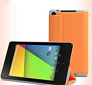 nexus 7 caso, la copertura astuta caso Google Nexus 7 tablet 2013 / stand e dormire funzione Auto / veglia w