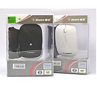 Geyes GMW330E Bluetooth V2.0 800 / 1000 / 1200 DPI Wireless Optical Mouse