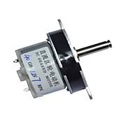 Dc 40mm 12v 7rpm motor reductor eléctrico de alta torsión