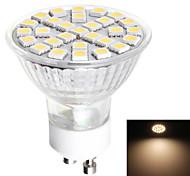 GU10 Lâmpadas de Foco de LED 29 SMD 5050 170 lm Branco Quente / Branco Natural AC 220-240 V 1 pç