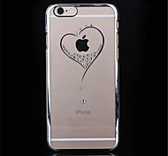 IPhone 6 Plus Case, Bumper Case with Ultra Clear Back Panel  Ultra Slim Bumper for iPhone 6 plus(5.5)