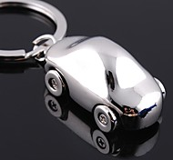 voiture en alliage de zinc en forme de porte-clés